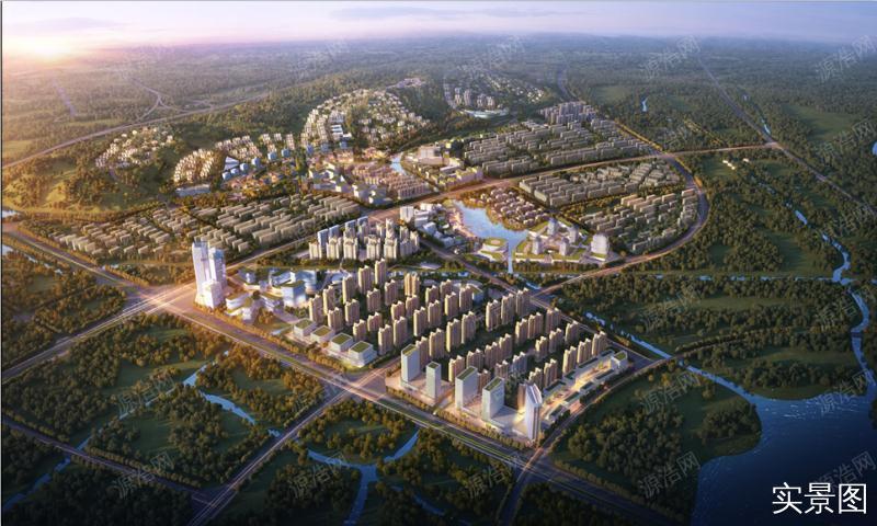 绿地滇池国际健康城