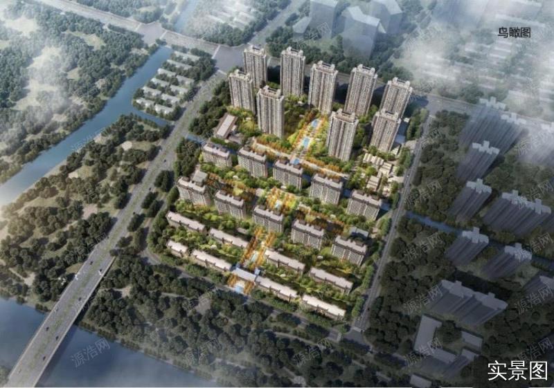 龙湖万业西项目